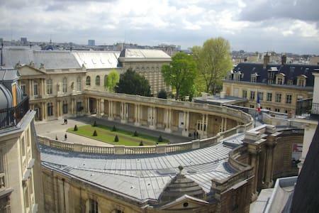 PRIVATE STUDIO IN PARIS CENTER