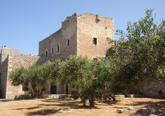 Castle experience - Pagkia - Kasteel