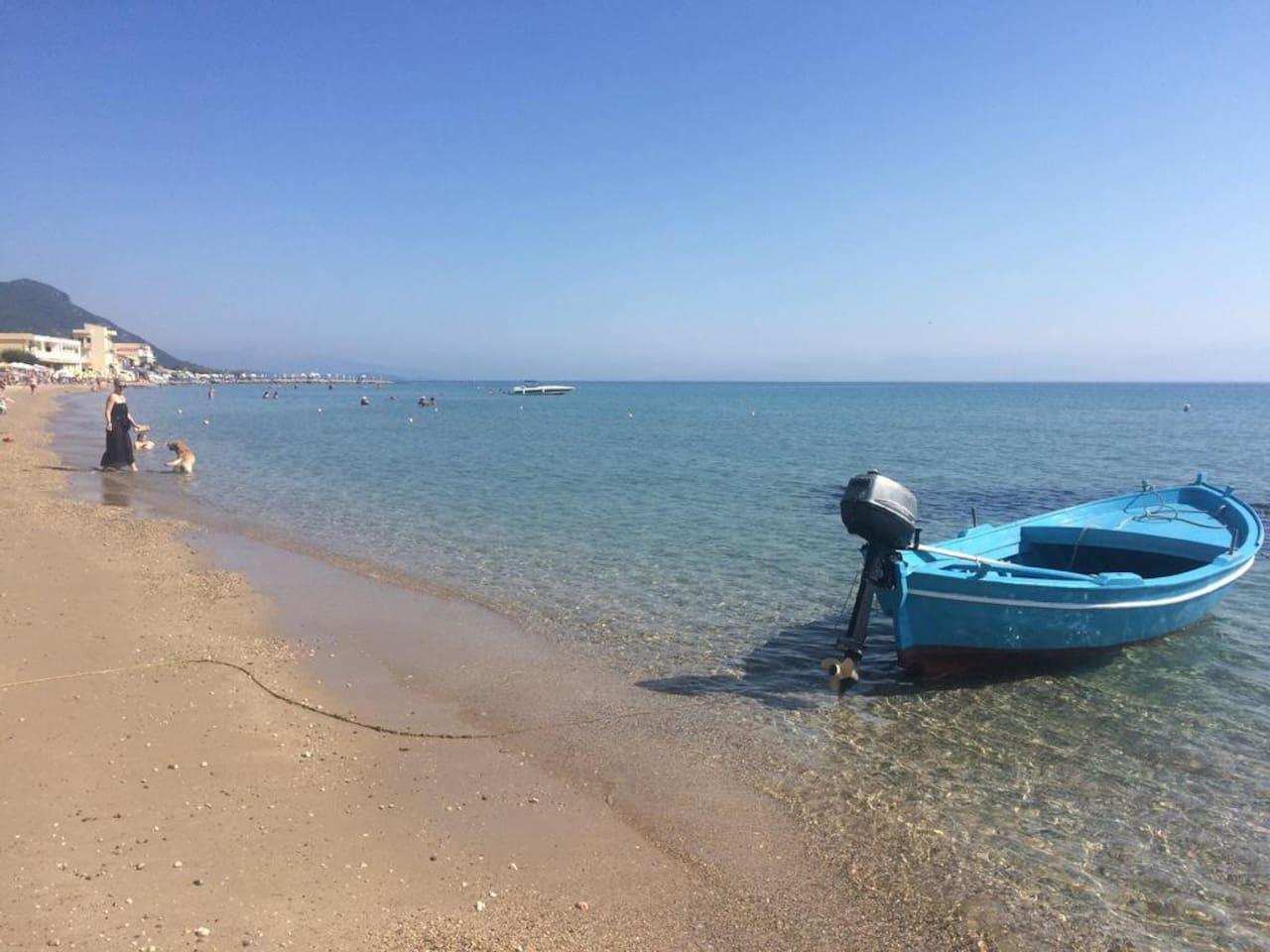 Messongi beach