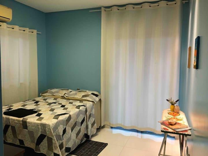 Suite 02 (casa em Condomínio Privado Alto Padrão)