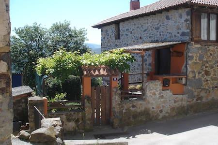 Casa tradicional Asturiana - Eirós, Tineo