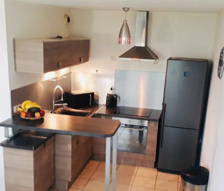 Très bel appartement - Beaulieu Stade Malherbe