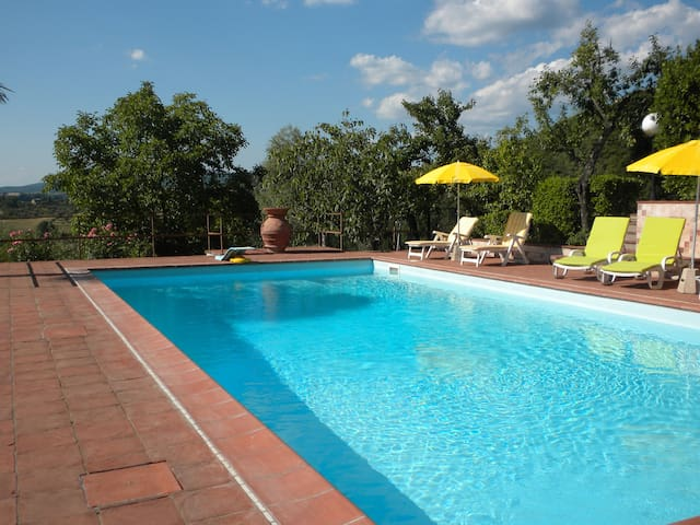 Appartamento nel Chianti - La Tuia - Monteriggioni - Wohnung
