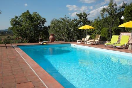 Appartamento nel Chianti - La Tuia - Monteriggioni - Apartment