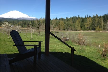 Mt Adams Adventure Basecamp - Trout Lake - Ev