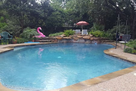 Spacious 1-story home with a pool - 赛普里斯(Cypress)
