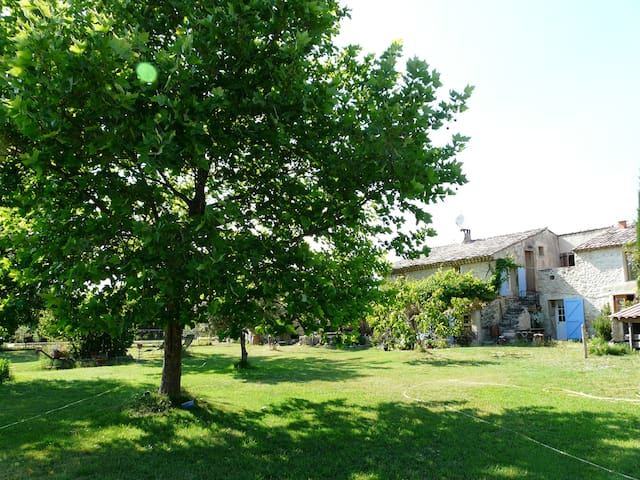Bed & Breakfast in the Luberon - Cucuron - Szoba reggelivel