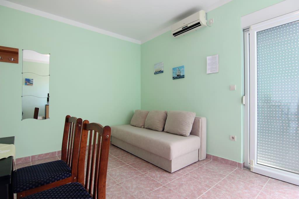 Coric Holiday apartments Baska Voda
