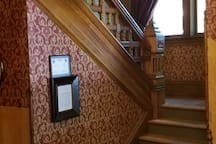 Common Area - Stairs to 2nd Floor