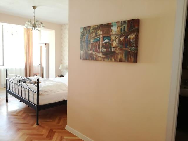 Casa Gloria Sibiu - dormitor 2