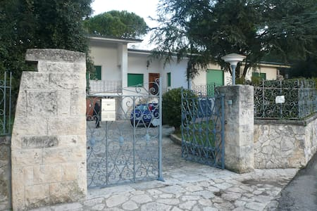Lovely Villas Surrounded by Nature - Martina Franca