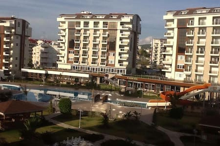Luxury apartment in Orion city 1 - Avsallar