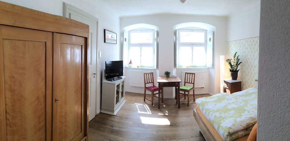 charmantes Altstadtapartment - Bamberg - Appartement