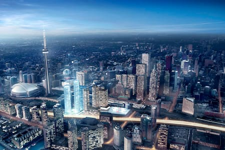 LOCATION! Lake View near CN Tower!!