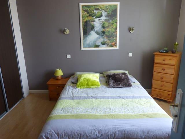 un spa avec une chambre zen - Le Petit-Quevilly - Hus