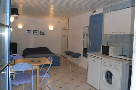 Self contained studio - Sérignan