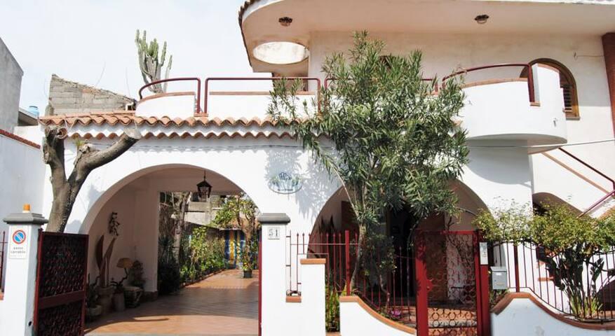 Myda casa vacanze - Fiumefreddo Sicilia - Huis