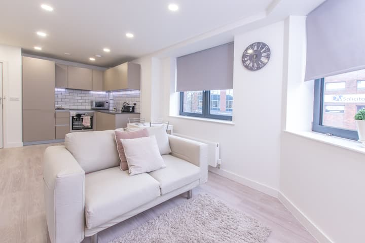 City Stay Platform - Beautiful 1 Bed Apartment