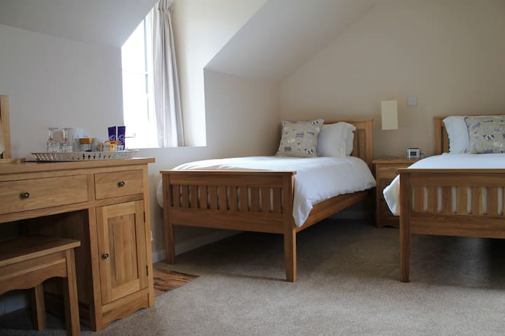 Haymount B&B Near River Tweed & Countryside - Coldstream