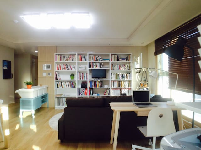 HiJake's house, #1 - Chuncheon-si - Appartement