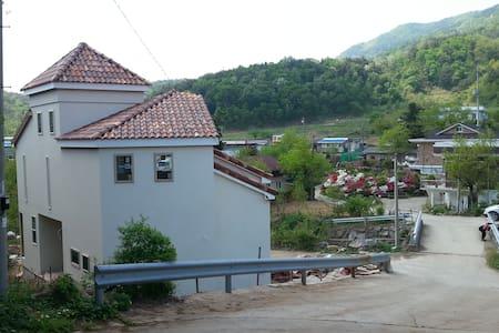 속초 설악산 가까운 별장 설렘9 - Ganghyeon-myeon, Yangyang