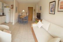 Alquiler apartamento 1 dorm en Punta del Este