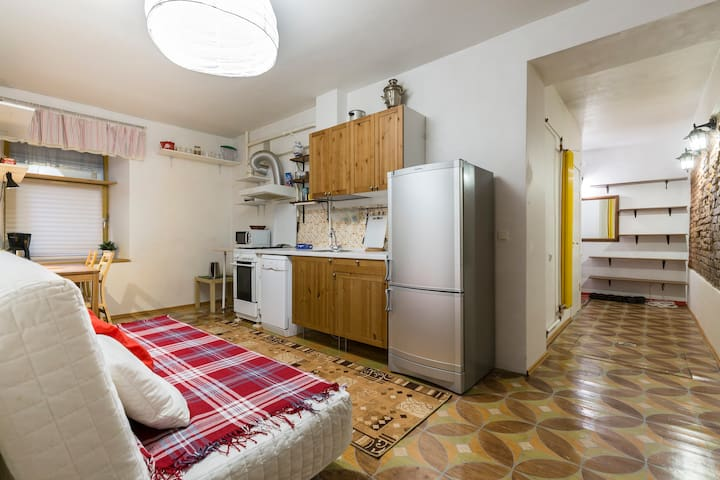 Cozy apartment in the heart of the St. Petersburg