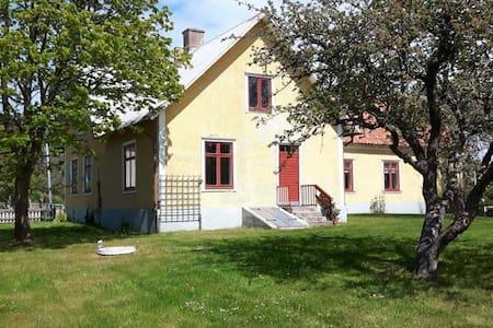 Mysigt boende nära havet - Gotlands Tofta - Apartment