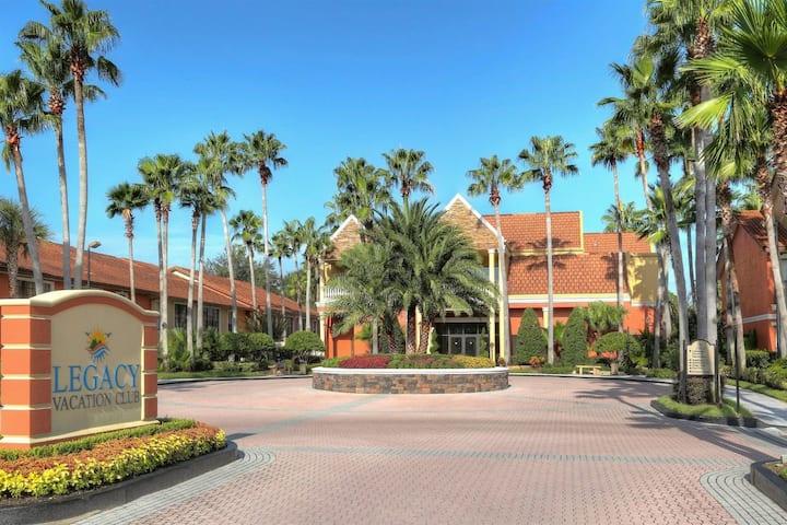 Legacy Vacation Club Orlando, 2BR Suite, SUNDAY Check-In