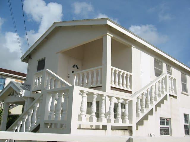 1st Floor Apartment, Heywoods Park, Barbados - Douglas