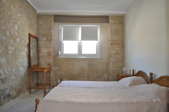 Stone House Avdira Village (1st Floor - Room A)