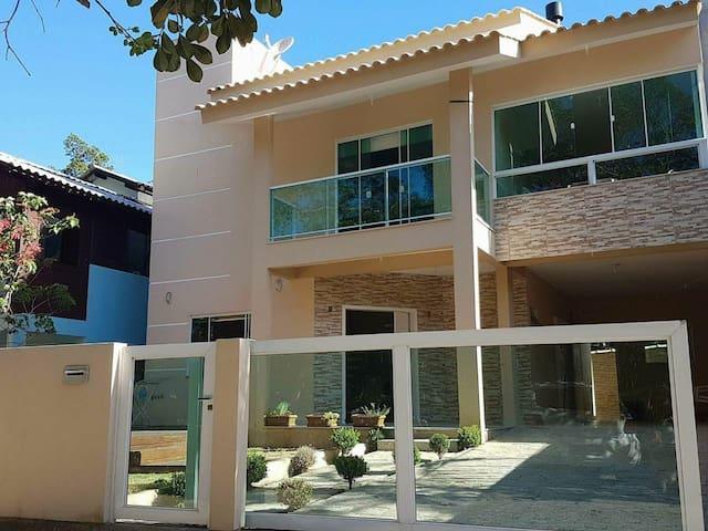 Casa na Praia Mole em Florianópolis