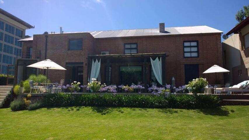 Habitacion Natural- Casa Grande San Pedro.