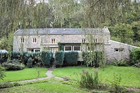 Countryside stone house with WiFi - Comblain-au-Pont - House