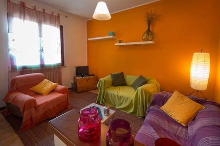 House Coccinella - for 4 people - San Rocco