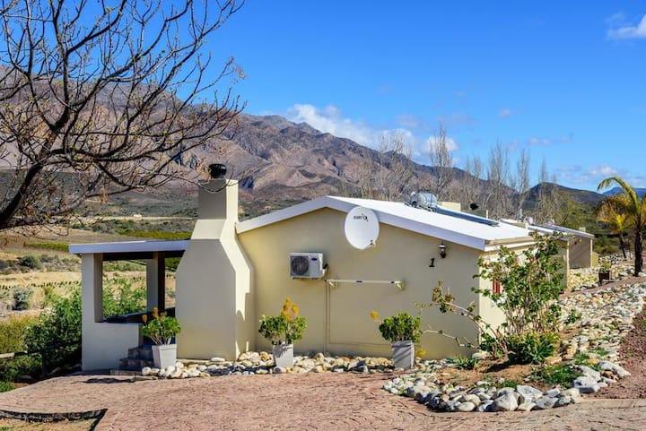 Bon Accord Farm Cottages-Cottage 1