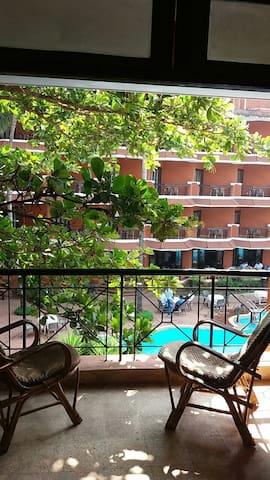 Baga Marina Central Apt - Baga Beach & Titos Lane - Baga - Apartment