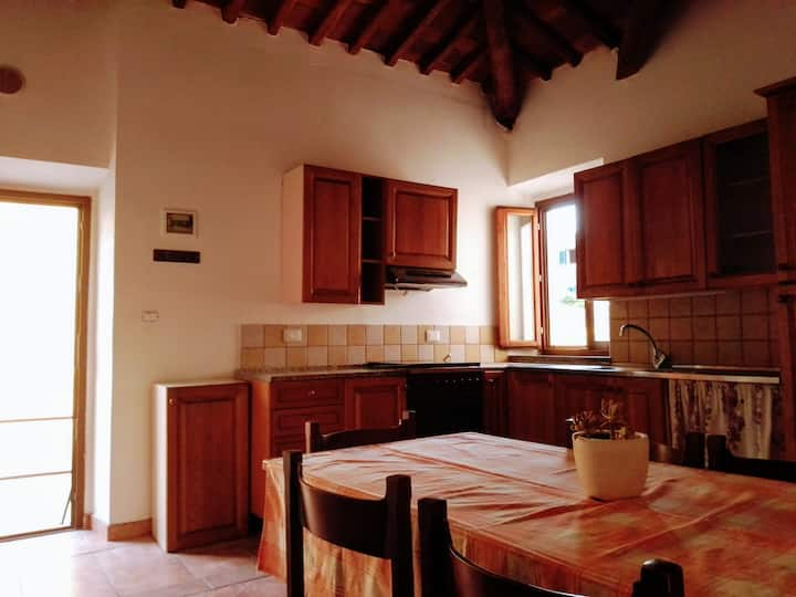 independant apartment 30 minutes from Pisa