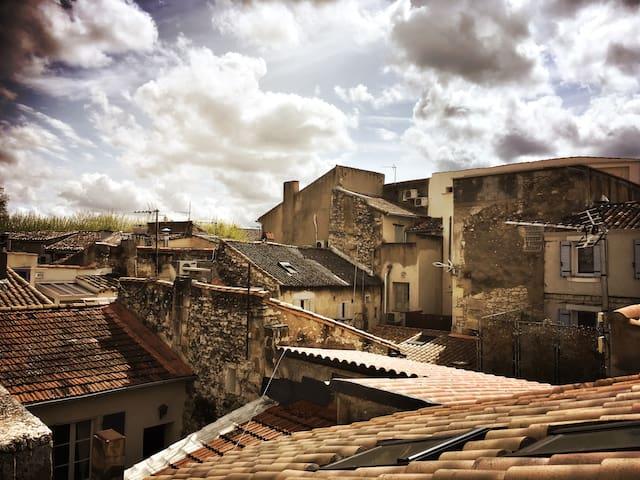 Charming ! Maison avec terrasse, coeur historique