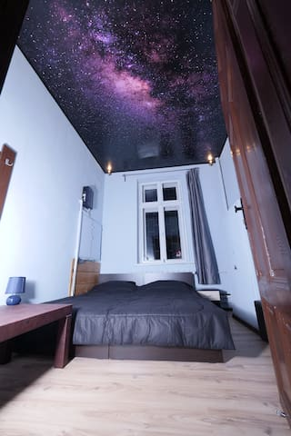 TOP center - Milky Way Galaxy room