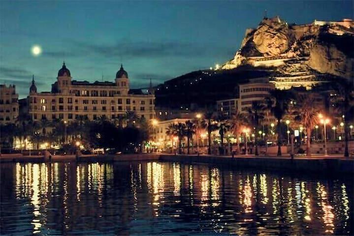 La turística zona de cafés, restaurantes y bares te espera en nuestra Marina Internacional