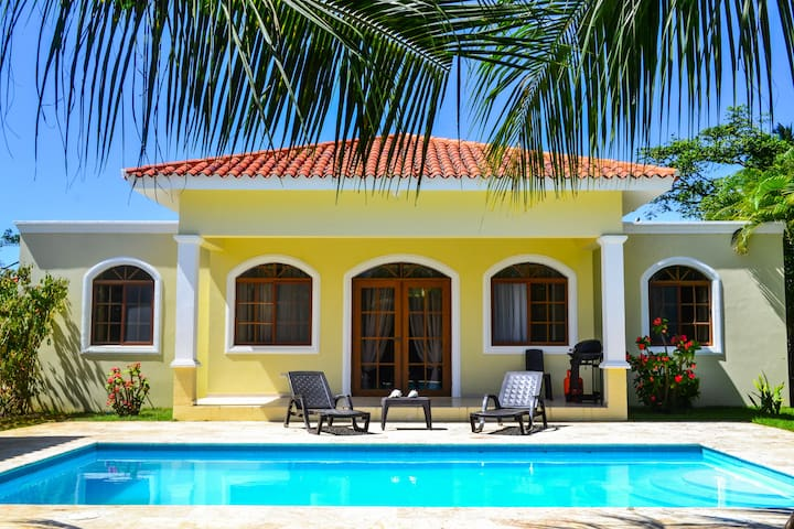 Villa with 2 bedrooms for relax and sport