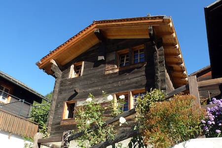 Traditional Valais Style House - Ernen - Talo