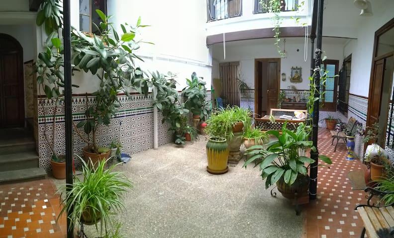 Room in Judería Courtyard House! - Cordoba - Huis