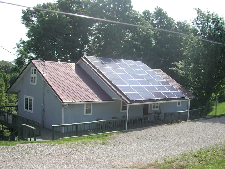 Woodland Ridge Farm BnB.
