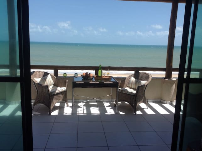 Beautiful Duplex apartment on beach - Caucaia - Lejlighed