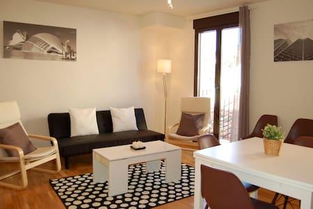 Mora - Blanco - Wohnung