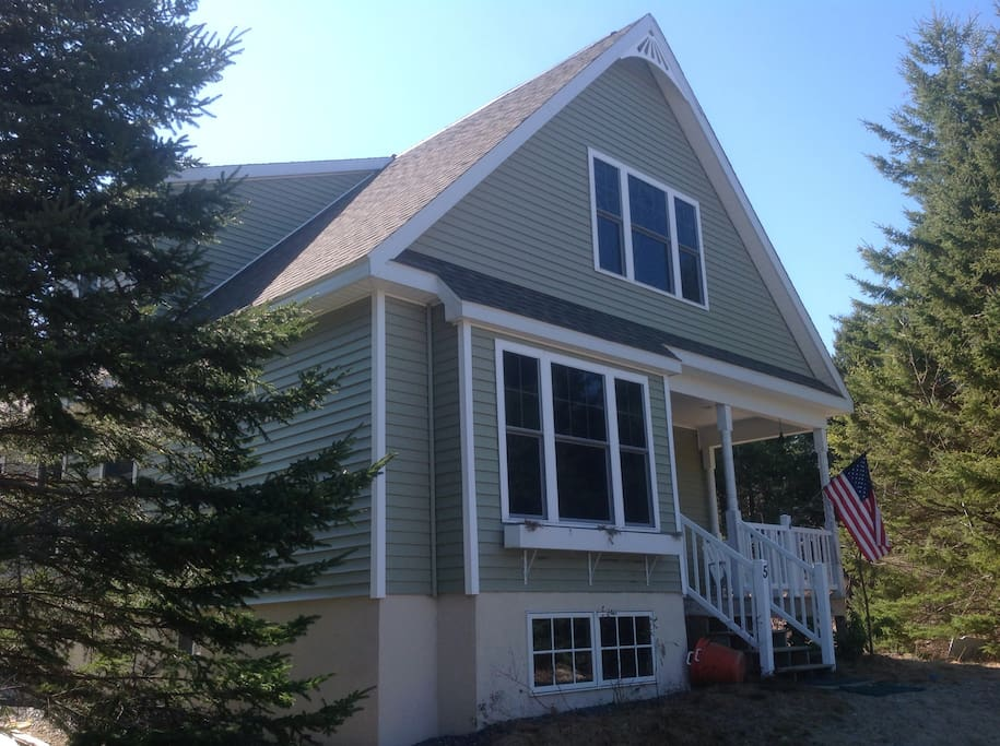 Perfect centrally located home on MDI!