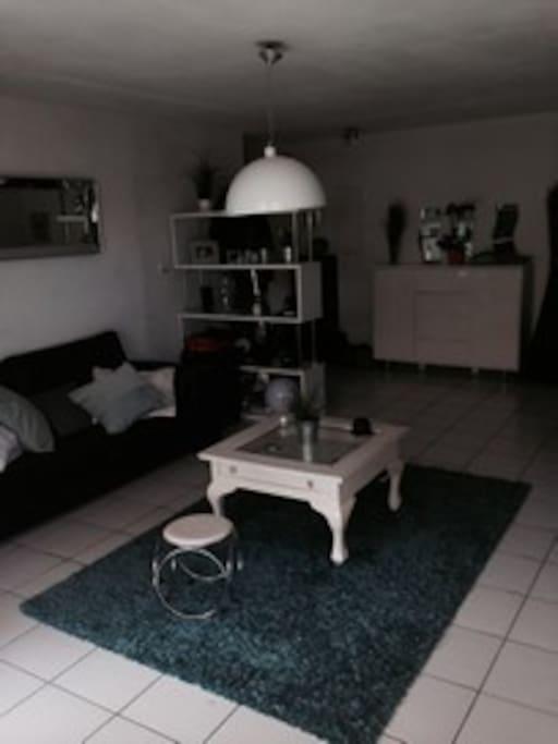 un séjour spacieux et confortable