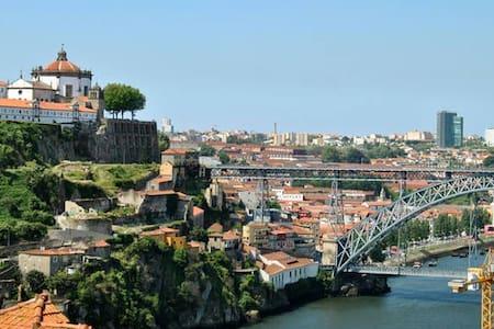 City centre river view & garage 2 - Porto
